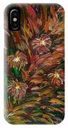 Hibiscus Surprise IPhone Case