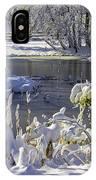 Hickory Nut Grove Landscape IPhone Case