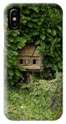 Hidden Birdhouse IPhone Case