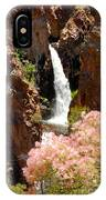 Hidden Falls IPhone Case