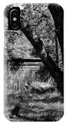Hidden History Black And White IPhone Case