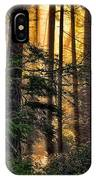 Hidden In The Forest IPhone Case