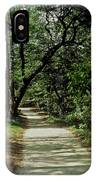 Hidden Path IPhone Case