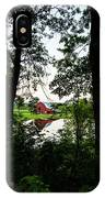 Hidden Pond IPhone Case