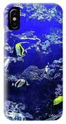 Hiding Fish IPhone Case