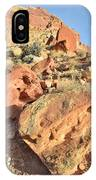 High Above The Campground IPhone Case