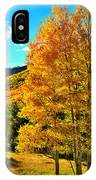 High Country Aspens IPhone Case