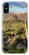 High Desert Peaks IPhone Case