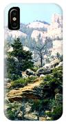 High Lonesome IPhone Case