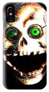 Manny Tappaferris IPhone Case
