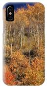 High On The Hill IPhone Case