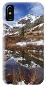 High Peak Reflections IPhone Case