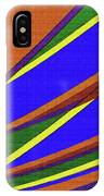 High Power Wires Abstract Color Sky IPhone Case