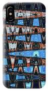 High Rise Construction Abstract # 4 IPhone Case