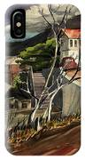 High Road At Jerome IPhone Case