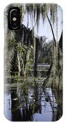 High Water On Blind River IPhone Case