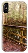 Highlands Hammock IPhone Case