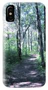 Hike In The Park IPhone Case