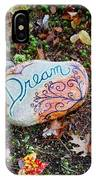 Hiking Dreams IPhone Case