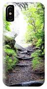 Hiking IPhone Case