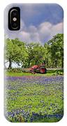 Hill Country Farming IPhone Case