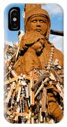 Hill Of Crosses Lithuania IPhone Case