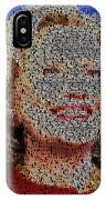 Hillary Presidents Mosaic IPhone Case