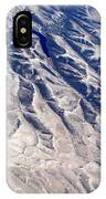 Hills And Valleys Aerial IPhone Case