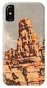 Hills In Sedona IPhone Case