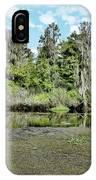 Hillsborough River 1 IPhone Case