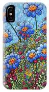 Hillside Blues IPhone Case
