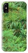 Hillside Ferns IPhone Case