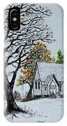 Hilltop Church IPhone Case