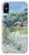 Hilton Head Beach Fauna IPhone Case