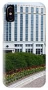 Hilton Nashville Tennessee IPhone Case