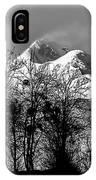Himalaya ...the Trishul Peak IPhone Case