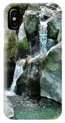 Himalayan Waterfalls IPhone Case
