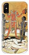 Hindu Goddess: Kali IPhone Case