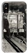 Hine: Coal Miners, 1911 IPhone Case