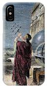 Hipparchus (146-127 Bc) IPhone Case