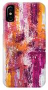 His Shed Blood IPhone Case