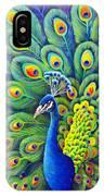 His Splendor IPhone Case by Nancy Cupp