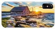 Historic Anderson Dock In Ephraim Door County IPhone Case