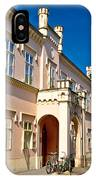 Historic Architecture Of Town Bjelovar IPhone Case