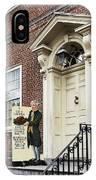 Historic City Tavern IPhone Case