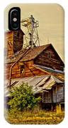 Historic Fairview Mill IPhone Case