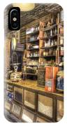 Historic General Store IPhone Case