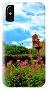Historic Rochester Gardens IPhone Case