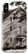 Historic Walnford Mill IPhone Case