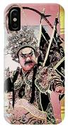 Historical Chinese Warrior IPhone Case